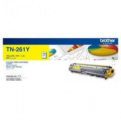 BROTHER_TN-261Y_YELLOW_TONER