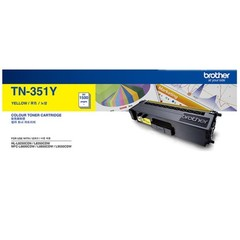 BROTHER_TN-351Y_YELLOW_TONER